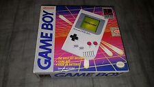 Original Nintendo Game Boy Handheld System DMG-01 Complete in Box GB New