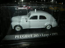 1:43 Ixo TAXI Peugeot 203 Lyon 1955 VP