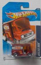 HW CITY WORKS BREAD BOX HOT WHEELS #1 OF 10 2011 NEW ON CARD
