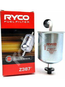 Ryco Fuel Filter FOR NISSAN PATROL GQ (Z387)