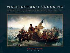 Revolution Wargames Washington's Crossing: The Winter Campaign, 1776-1777 New