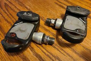 Set of Look CX7 Road Pedals