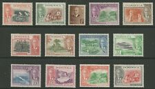 Dominica GVI mint stamps