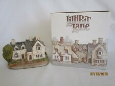 Lilliput  Lane Cottages - Morton Manor