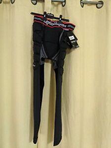 Troy Lee LPP7705 Base Protective Pants Size Medium Black