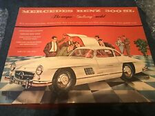 Renwal Mercedes Benz 300 SL model 1:12 Partially Completed
