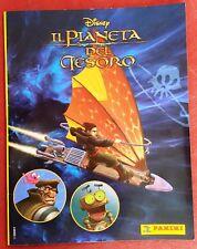 STICKER ALBUM PANINI IL PIANETA DEL TESORO VUOTO SENZA NESSUNA FIGURINA 2003