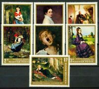 Hungary 1966 SG 2239 MNH 100% Paintings in Hungarian National Gallery