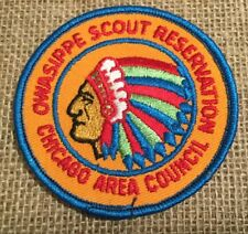 BSA Vintage Owasippe BSA Scout Reservation Chicago Area Council