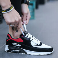 Mens Max 90 Cushion Sports Athletic Sneakers Casual Running Breathable Gym Shoes