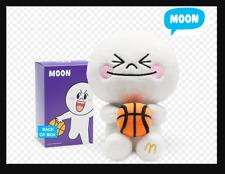 Mcdonalds Line Plush Toys - Moon LN0004A