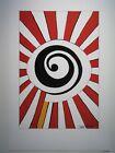 """Alexander Calder """"Untitled 1973"""" Print"""