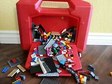 1000+ Clean Lego Pieces FROM HUGE LOT- WITH MINIFIGURES