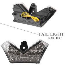 Integrated LED Tail light Turn Signals Clear Fit KAWASAKI Ninja ZX14R 2006-2013