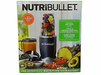 NutriBullet 8-Piece Nutrition Extractor Blender Juicer,  600 Watt ,Brand New