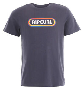 RIP CURL Shirt Tshirt Oberteil SURF REVIVAL HEY MUMA T-Shirt 2021 navy Oberteil
