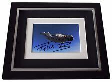 Felix Baumgartner SIGNED 10x8 FRAMED Photo Autograph Display Space Jump COA