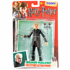 Draco Malfoy mit Kerzenständer Zauberer Magier Harry Potter 13cm Figur TOMY