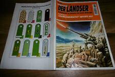 LANDSER # 2329 -- LEIBSTANDARTE GREIFT AN // Kradschützenkompanie der Waffen-SS