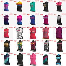Women Cycling Jersey Summer sleeveless Cycling Clothing Jersey Bike top S44