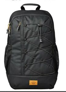Timberland Zip-Up Bungee BackPack Black Size Large(22-24)