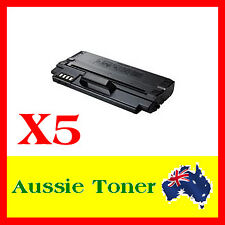 5x Toner Cartridges for Samsung ML-1630 ML1630 SCX-4500 SCX4500 D1630A