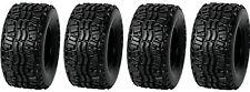 (2) 24x9-10 & (2) 24x11-10 New Duro DI-K968 OEM Kawasaki 610 Mule 4x4 Tire Set