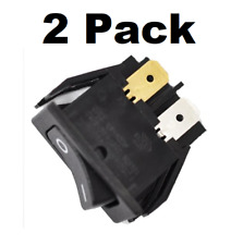 GENUINE Shop Vac On/Off Rocker Switch (2 Pack)