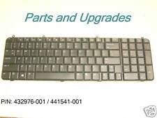 HP Pavilion DV9000 Black Keyboard 441541-001 432976-001 USA