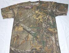 T-Shirt Mimetica Realtree Xtra Camo XL 100% cotone come Bretelle TIENITI Forte