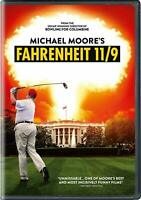 Fahrenheit 11/9 (DVD, 2018, Includes Slip Cover) - Usually ships in 12 hours!!!