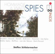 HOMMAGE … WALTER SPIES USED - VERY GOOD CD