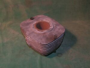 (D2) MZ TS 150 Zylinder original DDR