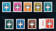 Postfrische Briefmarken mit Verkehrs- & Transport-Motiven aus der DDR