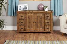 Oak Hallway Sideboards with Drawers