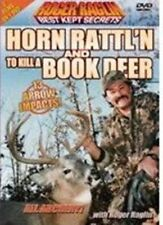 Roger Raglin - Horn Rattl'n & To Kill A Book Deer Double Dvd -Hunting video New