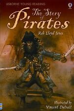 The Story of Pirates - Usborne Hardcover - Great Illustrations - Free Shipping