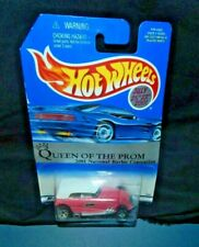 """Hot Wheels """"""""Queen Of The Prom"""" 2001 National Barbie Convention #21063 Nmoc Rare"""