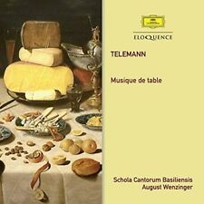 Telemann: Musique De Table [New CD] Australia - Import
