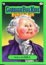 Garbage Pail Kids Flashback Series 3 Green Parallel Base Card 12b Dollar BILL
