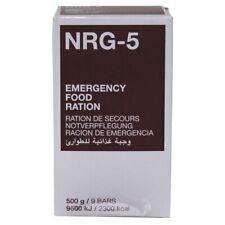 Notverpflegung, NRG-5, 500 g, 9 Riegel,Preper