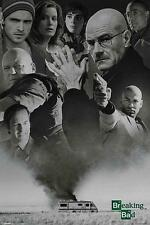 Breaking bad: up in smoke-maxi poster 61cm x 91.5cm (new & sealed)
