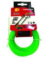 Brilliant Value, 1 x +-1.6mm x 15m Round Green Nylon Strimmer Line (Buy 3 Get 4)