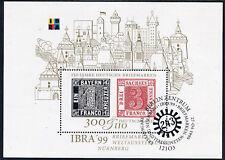 Block 46 gestempelt IBRA Nürnberg BRD Bund 1999