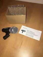 Mic For Bass Kick Drums Bass Guitar Cabinets PDKM7-A Dynamic Low freq Microphone