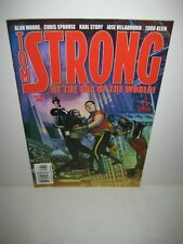 Tom Strong 36 ABC 2006 NM Alan Moore Last Issue