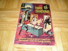 Dark Shadows Comic Book June 1973 # 20