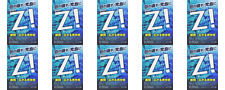 10 pieces!! Rohto Zi! eye drops 12ml from Japan free shipping