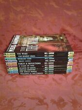 Complete Rare The Sandman Vol 1-10 Tpb lot set Neil Gaiman gift novel omnibus