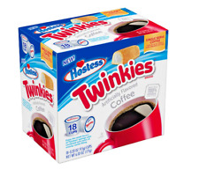 Hostess Twinkies Flavored Single Serve Coffee Cups - 18 Count LIMITED EDITION